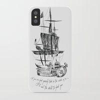 larry iPhone & iPod Cases featuring Larry tattooes by Drawpassionn