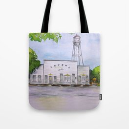 Gruene Hall - Oldest Dance Hall in Texas Tote Bag