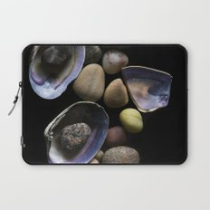 Shells and Stones May... Laptop Sleeve