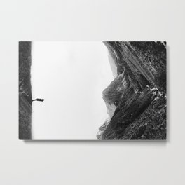 Lost in isolation Metal Print