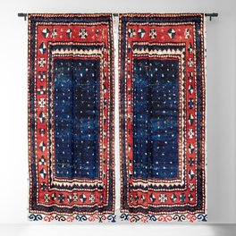 Kazak Southwest Caucasus Rug Blackout Curtain
