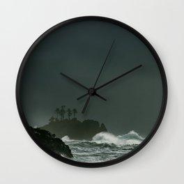 VanIsle Wall Clock
