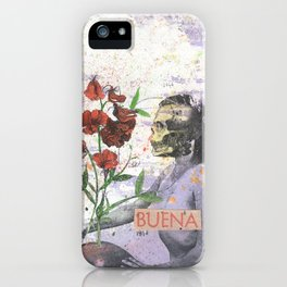 Buena iPhone Case
