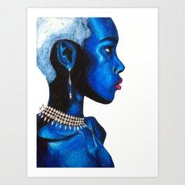 Adaeze pt. 1 Art Print