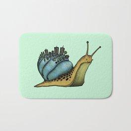 Snail City Bath Mat
