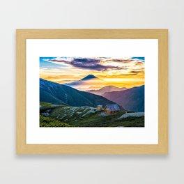 Mt Fuji I Framed Art Print