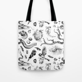 THE WITCHES TRIANGLE Tote Bag