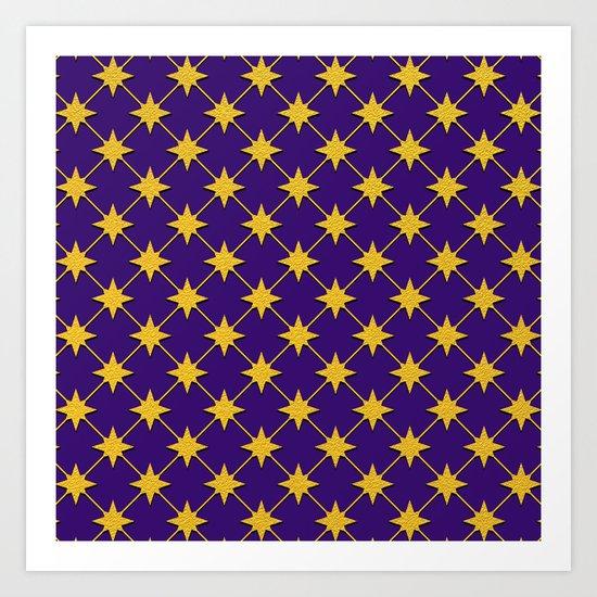 Starz Art Print