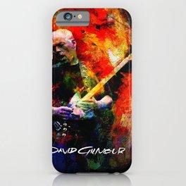 david gilmour fire tour dates 2021 sugiharto iPhone Case
