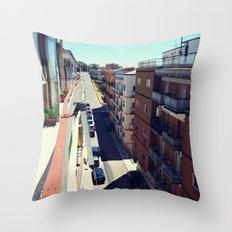 Minervino Sun Throw Pillow