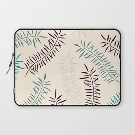 Bamboo branches and leaves Laptop Sleeve