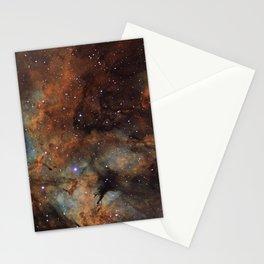 Gamma Cygni Nebula Stationery Cards