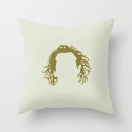 Nick Nolte Throw Pillow