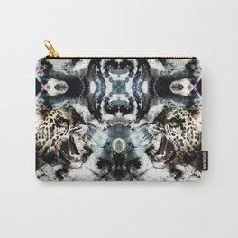 Leopard landscape Carry-All Pouch