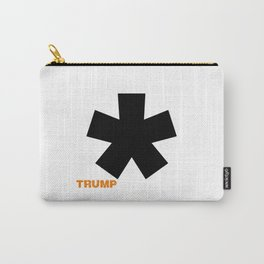 POTUS Trump. Impeached Forever. Carry-All Pouch