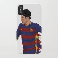 neymar iPhone & iPod Cases featuring Neymar  by siddick49