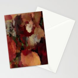 Autumn Mosaics Watercolor 2484 Stationery Cards