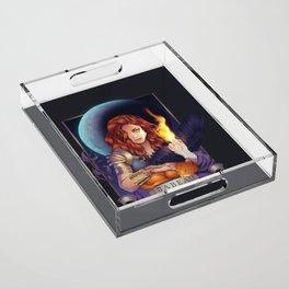 Intro to Isabeau Acrylic Tray