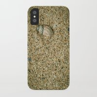 seashell iPhone & iPod Cases featuring Seashell by Errne