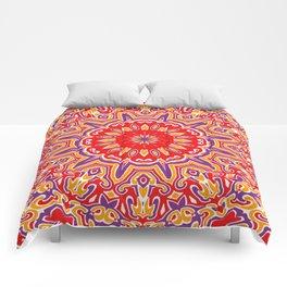 Oriental Kaleido 9 Comforters