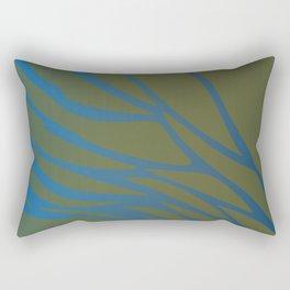 amazonic - design Splash Colors wild Rectangular Pillow