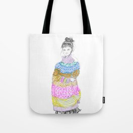 Sweater Tote Bag