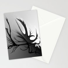 The Double Edged Tree I Stationery Cards