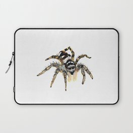 Jumping Spider Laptop Sleeve