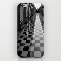 moscow iPhone & iPod Skins featuring Moscow Metra by Kim Ramage