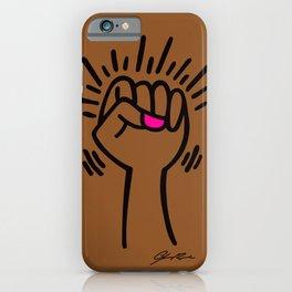 Phenomenal Womxn | Mocha iPhone Case