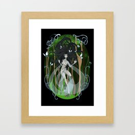 The Song of Lúthien Tinúviel Framed Art Print
