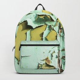 Blistered Paint Backpack