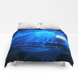 Midnight Blues Comforters