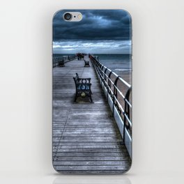 The Pier iPhone Skin