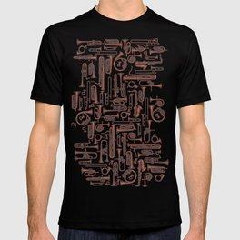 Horns COPPER T-shirt