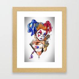"""""""Sorry Batsy!"""" Framed Art Print"""