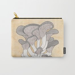 Blue Oyster Carry-All Pouch