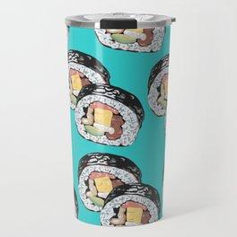 """""""Sushi Obsession"""" Travel Mug"""
