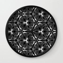 'Minde Webz' By: Matt Crispell Wall Clock