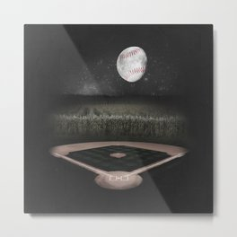 spaceball Metal Print