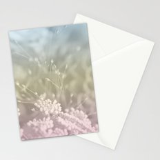 Pastel Flower Vibes #1 #decor #art #society6 Stationery Cards