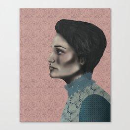 Amalia Canvas Print