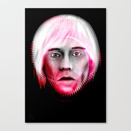 Andy Spiral   Canvas Print