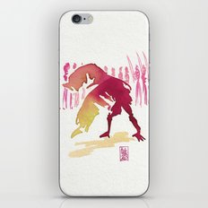 Capoeira 327 iPhone & iPod Skin
