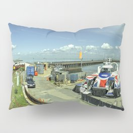 Ryde Rail - Craft Pillow Sham