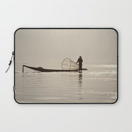 Inle Lake Myanmar Laptop Sleeve
