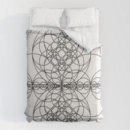 Circle Splendor 7 Comforters