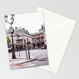 Time in Paris Stationery Cards