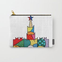 Russian Symbols Kremlin Carry-All Pouch