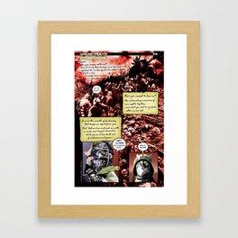 Cathair Apocalypse 01-04 Framed Art Print